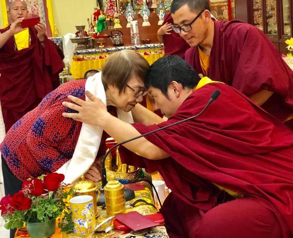 Kyabgön Phakchok Rinpoche in Kuala Lumpur - Malaysia
