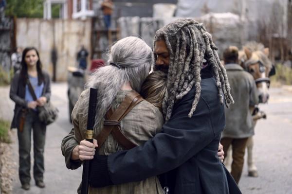 'The Walking Dead' ha aprendido cómo hacer su propia Boda Roja