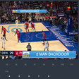 NBA's Washington Wizards uses ChyronHego Coach Paint during its pregrame prep - TM Broadcast International