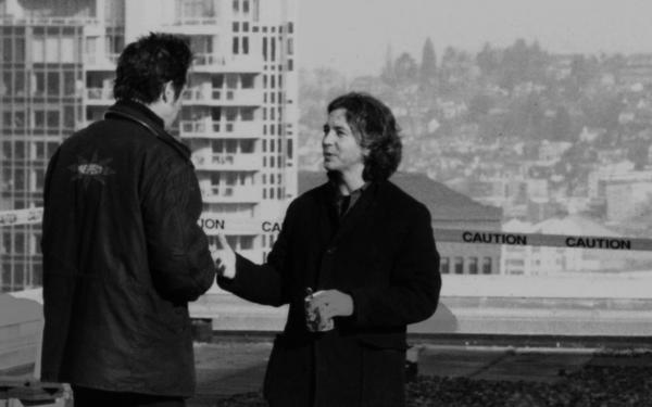 Chris Cornell and Eddie Vedder, March 26, 2000