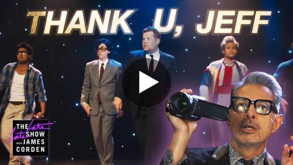 thank u, jeff (Ariana Grande Parody)