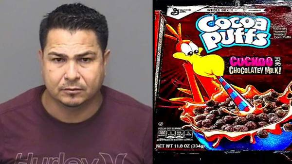 Man caught on Hwy 99 with $100,000 worth of cocaine hidden in cereal boxes | abc30.com