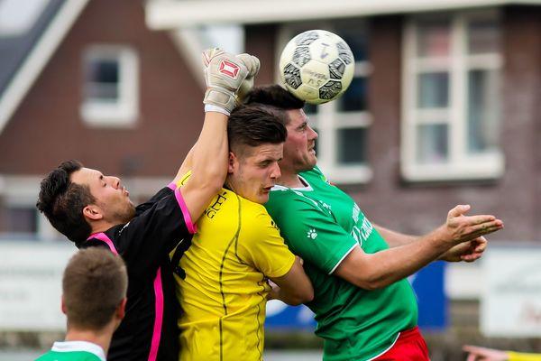 SV Meerkerk is hard op weg om zich veilig te spelen in 3C. Klik op de foto (Rick den Besten) voor het verslag.