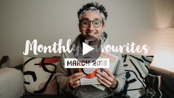 March 2019 Favourites - Ali Abdaal