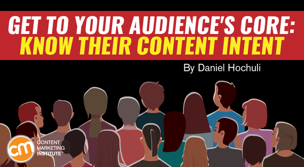Know Your Audiences' Intention for Viewing/Hearing Content