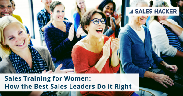Sales Training for Women