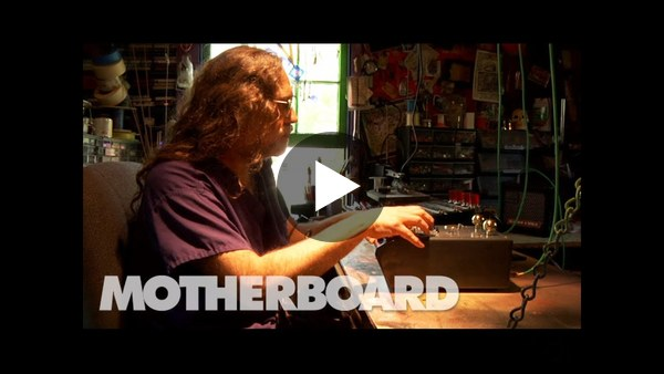 Reed Ghazala, the Father of Circuit Bending: Sound Builders