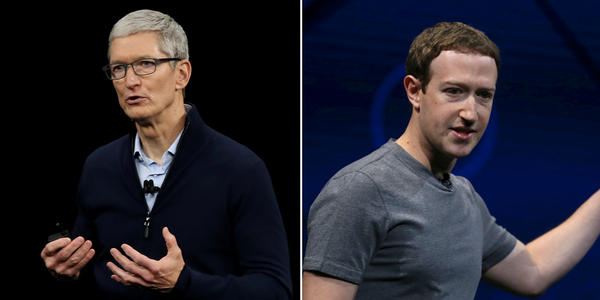 Mark Zuckerberg joins Tim Cook in calling for GDPR-like privacy regulation in the US - 9to5Mac