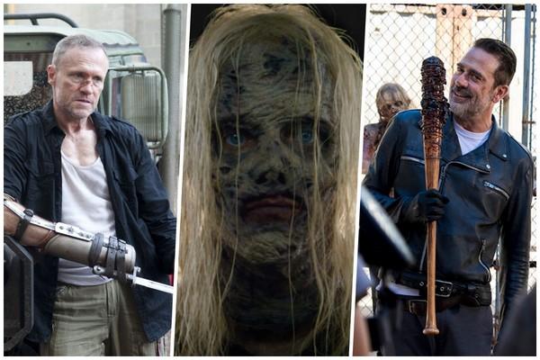 Los villanos de 'The Walking Dead', de peor a mejor