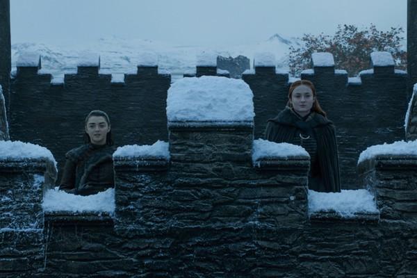 Sansa y Arya Stark son los personajes con más evolución en 'Juego de tronos'