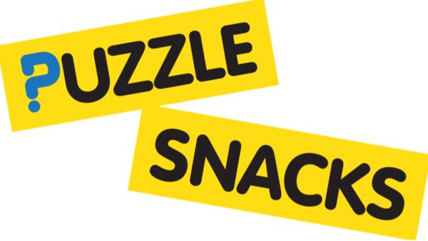 Puzzlesnacks on Kickstarter
