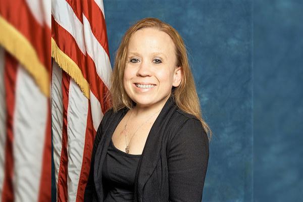 Tricia Newbold (foto: Witte Huis)