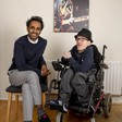 Rohan SIlva is looking for technology startups that have the potential to improve the lives of disabled people.