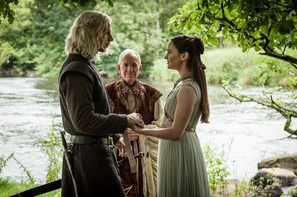 Historias de 'Juego de tronos': Rhaegar Targaryen y Lyanna Stark