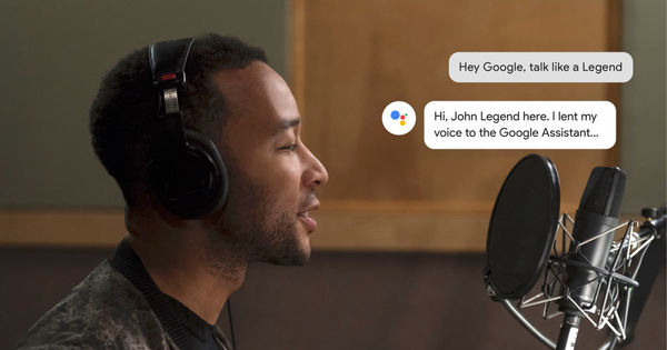 Google Assistant gets its long-promised John Legend voice