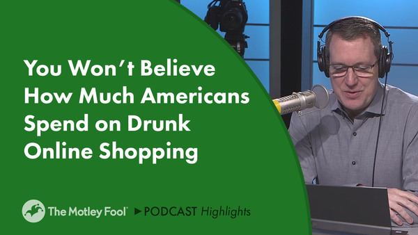 You Won't Believe How Much Americans Spend on Drunk Online Shopping