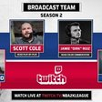NBA 2K League Reveals Broadcast Team for Season Two – DIMER