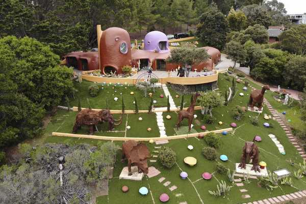 Yabba dabba don't: California town rejects Flintstones house - SFGate