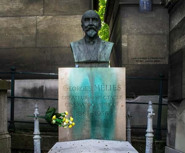 Dead famous: the Kickstarter campaign to restore Méliès's grave | Film | The Guardian