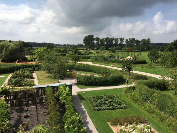 Roubaix : L'Espace naturel métropolitain rouvrent officiellement ses parcs – Eurometropolis News