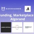 Blockdaemon Update: Lerer Hippeau, Node-Marketplace, BYOI & Algorand
