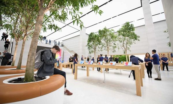 Was hinter den Genius-Mitarbeitern in Apple-Stores steckt