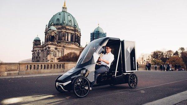Mobilität auf Berlins Straßen: Das Fahrrad soll zum Lastwagen werden