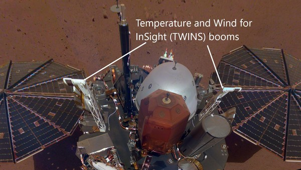 News | InSight Is the Newest Mars Weather Service