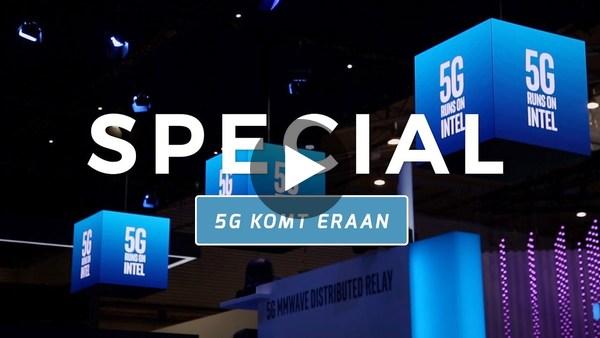 5G komt eraan: dit moet je weten | MWC 2019