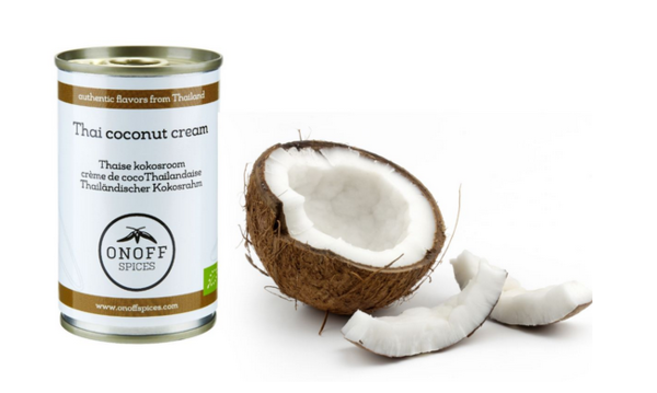 Kokosroom van ONOFF SPICES.