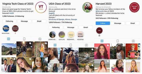 What Are Instagram Class Accounts?