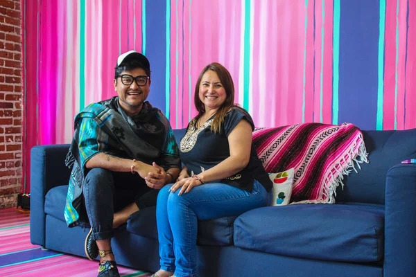 4) mitú: From pop-up to retail store, these two business partners created a space for Latinx small businesses