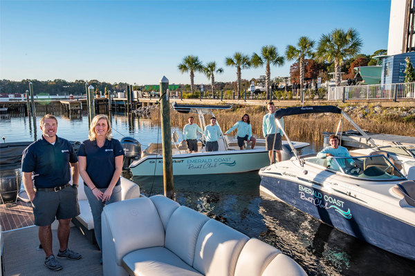 New 'boat club' offers unlimited outings without the hassle of owning a boat