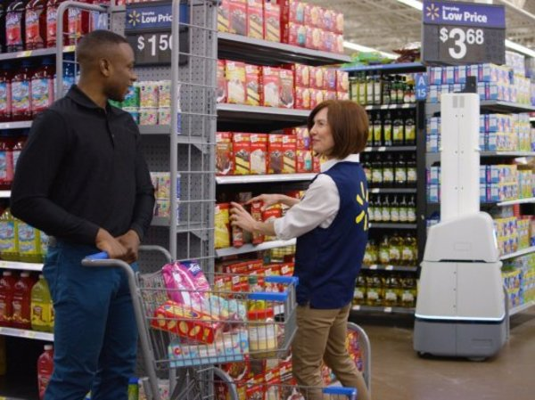 Walmart to expand in-store tech, including Pickup Towers for online orders and robots