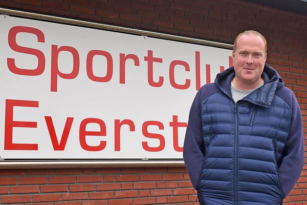 Wie is Remko Versteeg, de nieuwe trainer van SC Everstein? Klik op de foto (Peter Verbeek) om het interview met Remko te lezen.
