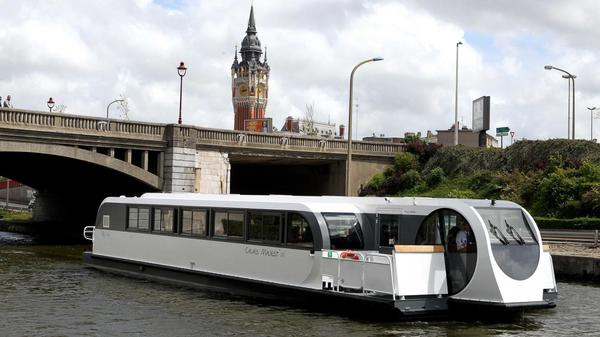 De la Deûle au Grand Boulevard, les transports d'ici 2035 - Van de Deule naar de Grand Boulevard, transport in de toekomst