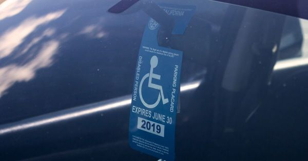 LA approves hefty fines for drivers who misuse disabled parking placards