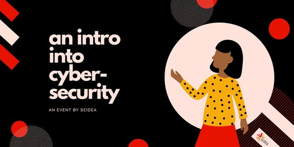 An Introduction into Cybersecurity, Tue, Apr 30 at 7:00 PM