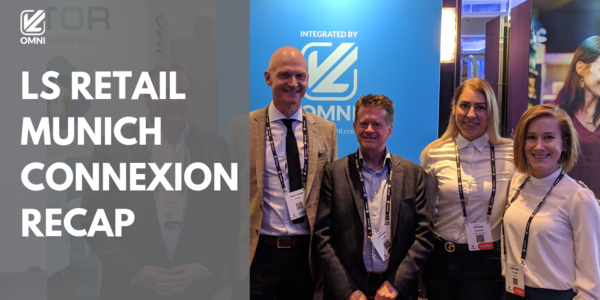 Check out our recap blog and find out all about LS Retail'sConneXion