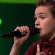 Sam Serlier door naar volgende ronde in The Voice Kids