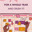 How to Plan your Blog Content for a Whole Year and Crush It