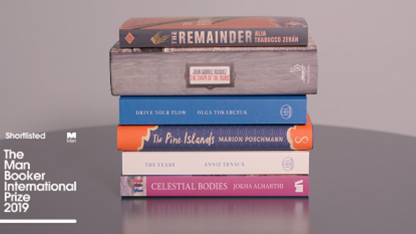 2019 shortlist announced – Man Booker International Prize