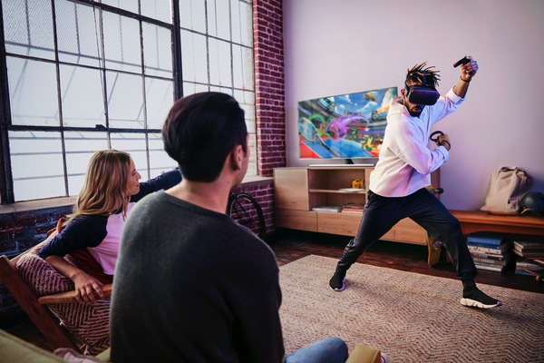 De Oculus Quest maakt VR-gamen nog toegankelijker - Hands-On - WANT