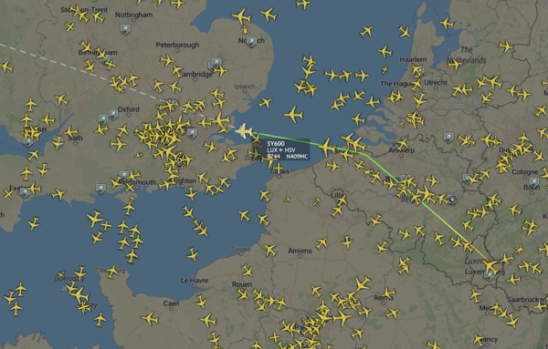 AirNav RadarBox - Live Flight Tracker and Airport Status