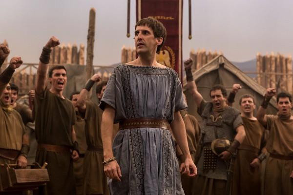 FDS Live!: 'Están locos estos romanos', con 'Justo antes de Cristo' el 25 de abril