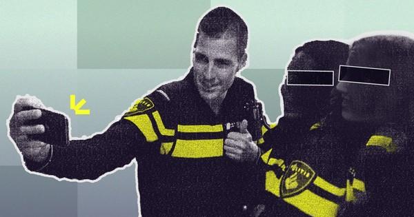 Politievlogger Jan-Willem gaat de fout in… opnieuw
