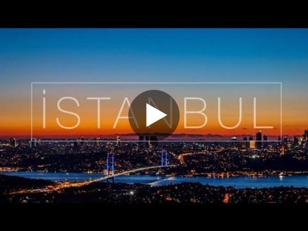 En Güzel İstanbul Manzaraları - İstanbul Lapse