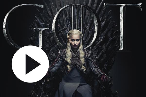 ¿Dónde están mis dragones?—Daenerys Targaryen (ep.7)
