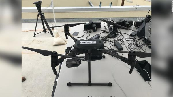Drones are responding to 911 calls in this California city