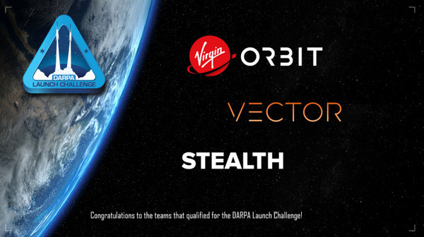 Vector, Virgin and a mystery team will compete in DARPA's $34M launch challenge – TechCrunch
